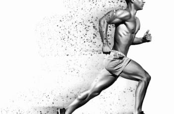 mostra a disposição muscular que o rarre promove